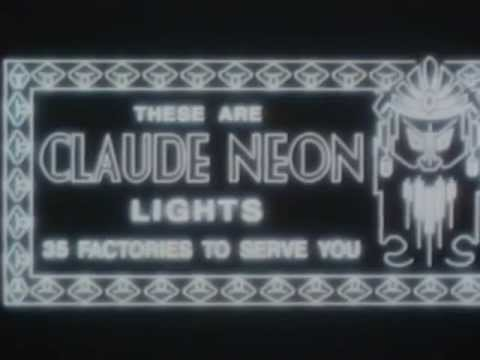 A History of Neon Signs