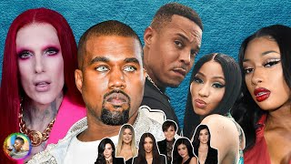 EXCLUSIVE | Megan FOUGHT TORY for SLEEPING with IG MODEL, Tamar STAGED her BREAKDOWN, Kanye & more