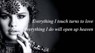 Selena Gomez - Stars Dance (with Lyrics)