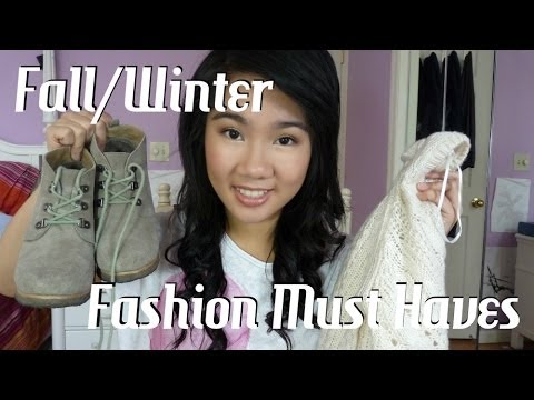 Fall/Winter Fashion Must Haves [H&M, Forever21, Steve Madden+more!]