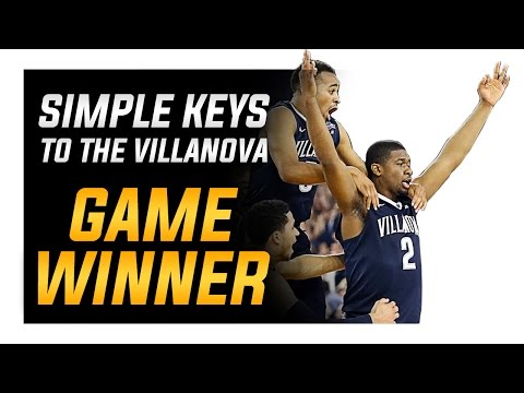How Kris Jenkins Hit the Game Winner: Villanova Vs. UNC