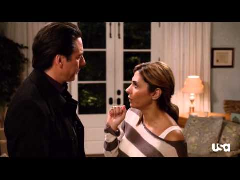 Necessary Roughness  3x07  Dani and Nico Final