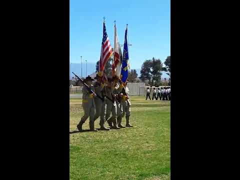 PASS IN REVIEW/CALIFORNIA MILITARY INSTITUTE