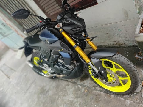 2019 Yamaha MT-15 Review Vietnam 4K