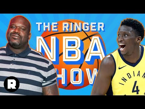 Who Is Luka Doncic? Plus: Victor Oladipo and Shaquille O'Neal | The Ringer NBA Show (Ep. 271)