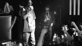 DJ Teddy-O & SNOOP DOGG Live In Luxembourg @ M-Club