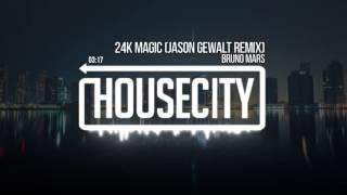 Baixar Bruno Mars - 24K Magic (Jason Gewalt Remix)
