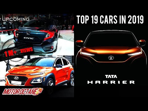 Top 19 Car Launches in 2019 Hindi MotorOctane