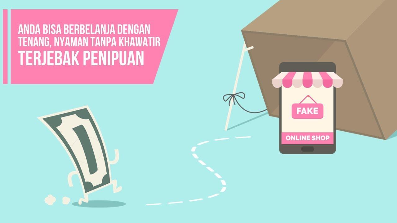 Jasa Pembuatan Video Animasi Promosi Toko Online Shop Youtube