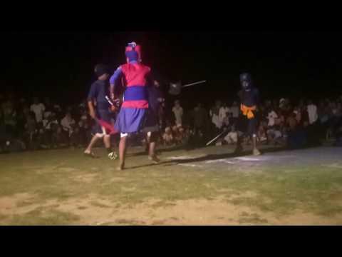 Gatka mukbala chand nava pind gatka fight