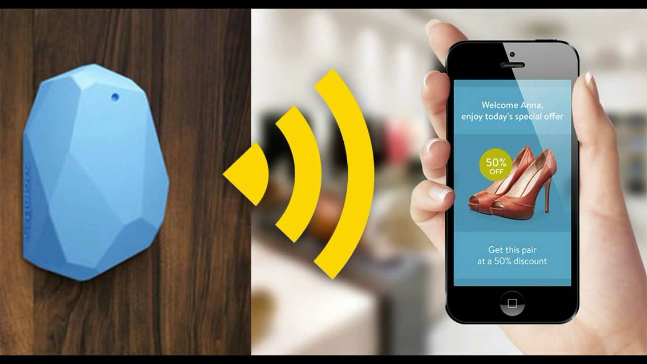 Bluetooth And iBeacons