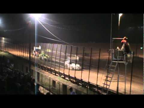 Heat 2, Champion Park Speedway, Minden La, 9-11-11