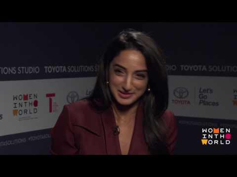 WITW TOYOTA SOLUTIONS STUDIO 2017: RAHA MOHARRAK