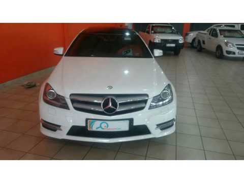 2012 Mercedes Benz C Class C180 Coup Auto Auto For Sale