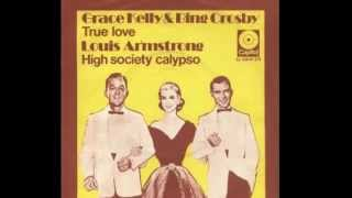 Louis Armstrong - High Society Calypso  (Rare Stereo Version  1956)