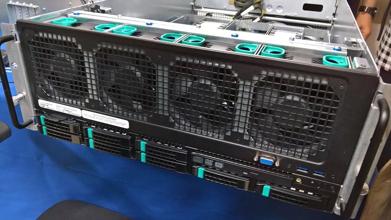 Dual Socket Intel Xeon Platinum 8180 - 112 Threads OBLITERATES Cinebench!