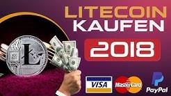 Litecoin Kaufen 2019 | Wie Litecoin KAUFEN | KreditKarte | PayPal |