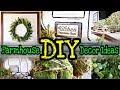 DIY Farmhouse Decor On A Budget