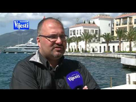 PORTO MONTENEGRO - TV VIJESTI 30.04.2016.