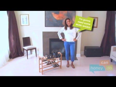 honey-can-do-sho-01601-3-tier-bamboo-shoe-rack-instruction-video