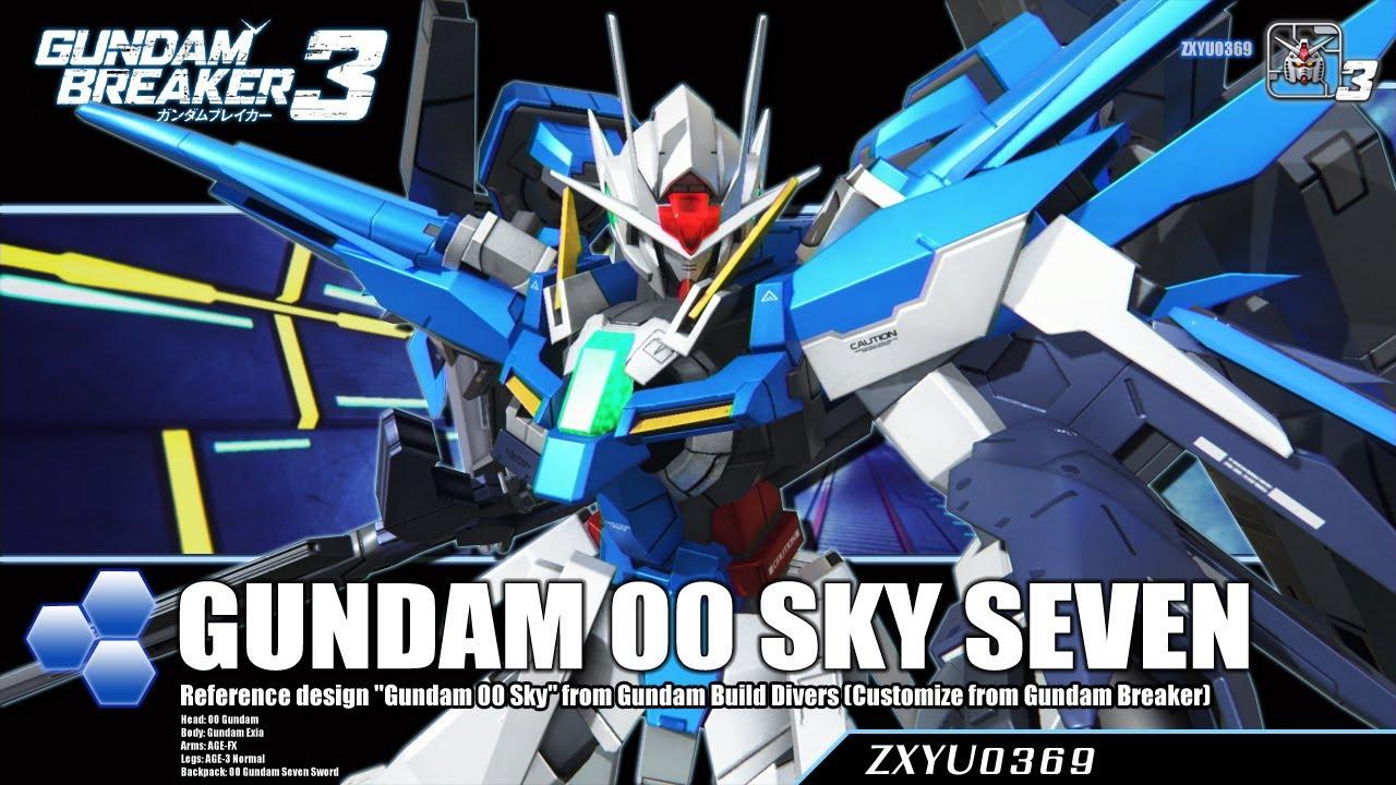 PS4] Gundam Breaker 3 : Gundam...