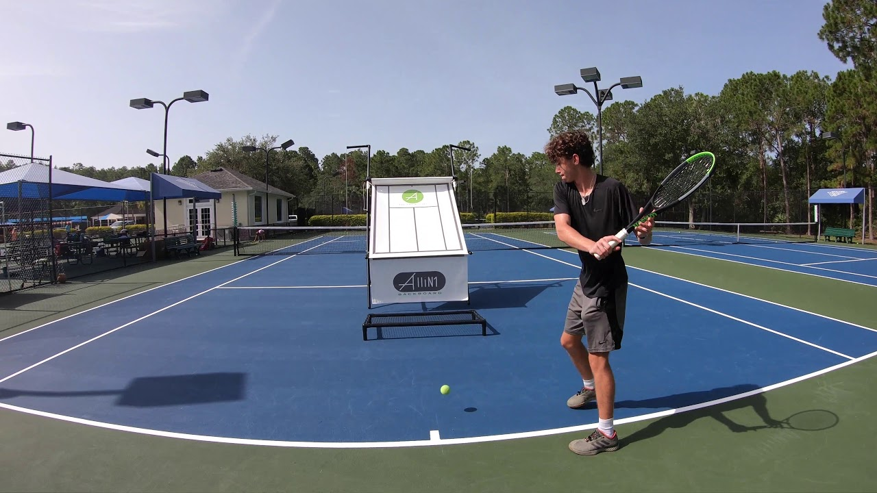 Hit and Freeze Underspin (Slice)