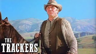 The Trackers | FREE WESTERN MOVIE | Full Length | Cowboy Film | Ernest Borgnine | Free Movies