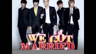 [MP3/DL 01. MBLAQ (엠블랙) - Tonight (오늘밤) - (We Got Married Global Edition OST Part.7)