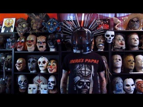 Slipknot - #5 - Craig Jones ST Mask
