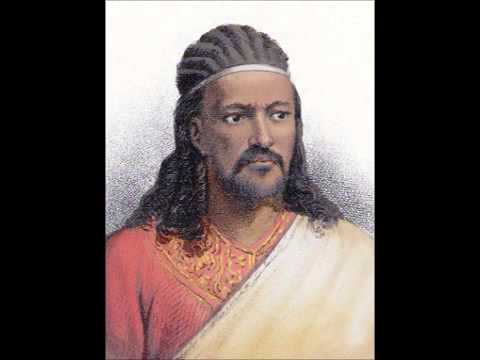 The last moments of Atse Tewodros Meqdela