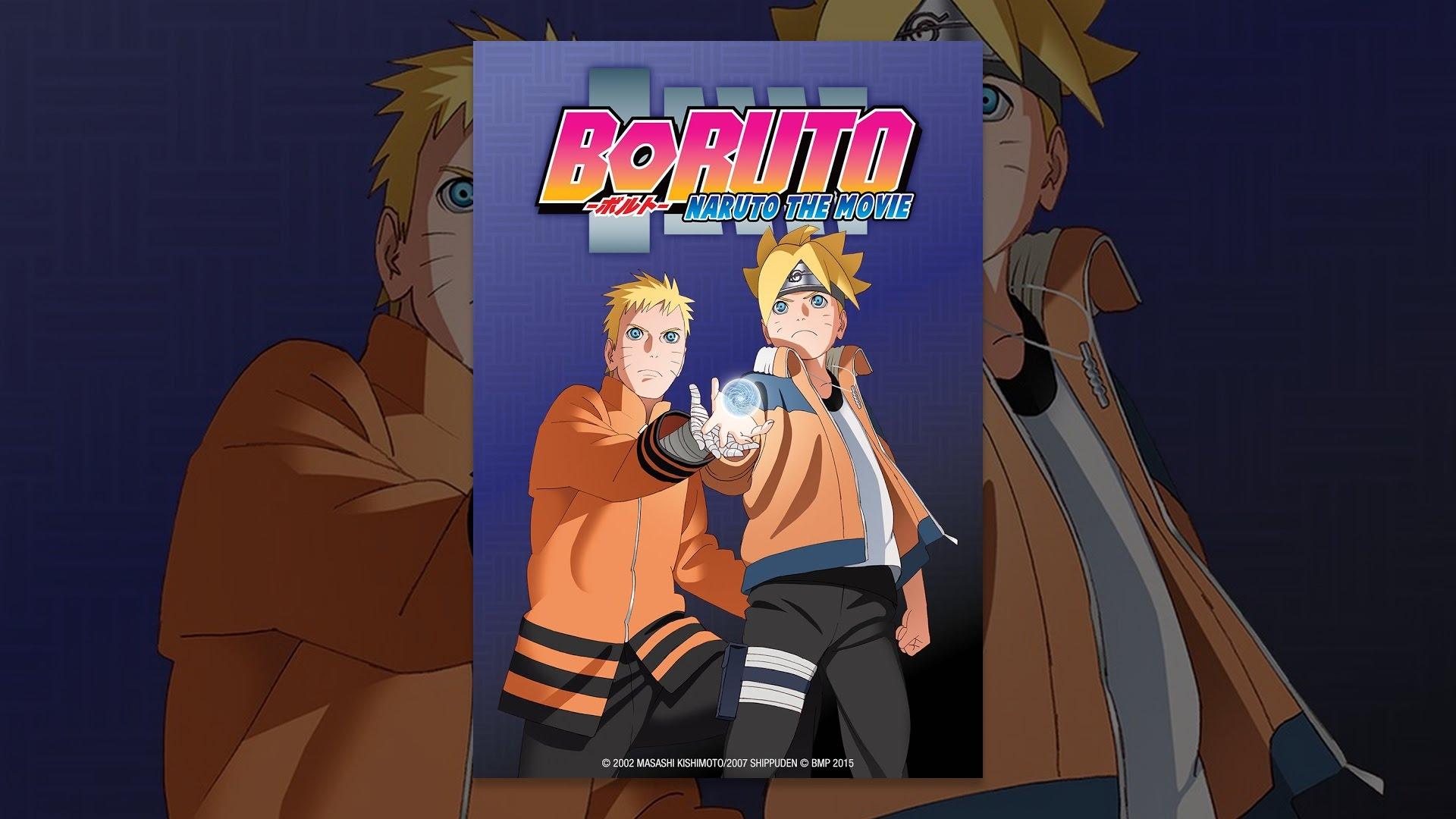 Download Boruto: Naruto The Movie