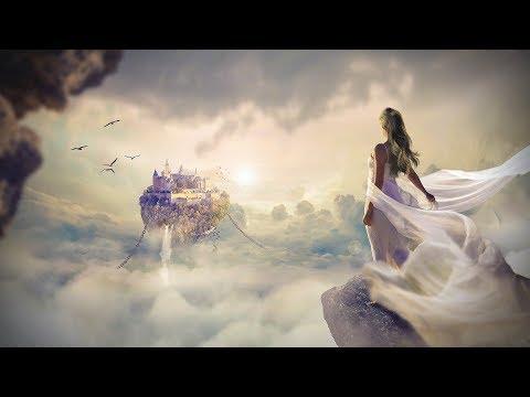 ANGELIC MUSIC @528Hz  Deep Healing Music  Dissolve Inner Turmoil & Bring Peace Within