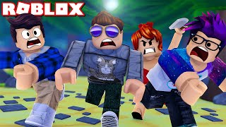 THE GIRL IN THE RED DRESS! -Roblox Survive The Red Dress Girl Danish with ComKean