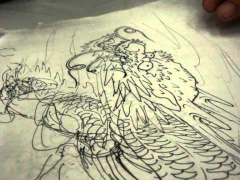 Το INKED μπουκάρει στο TAKI TSAN tattoo studio