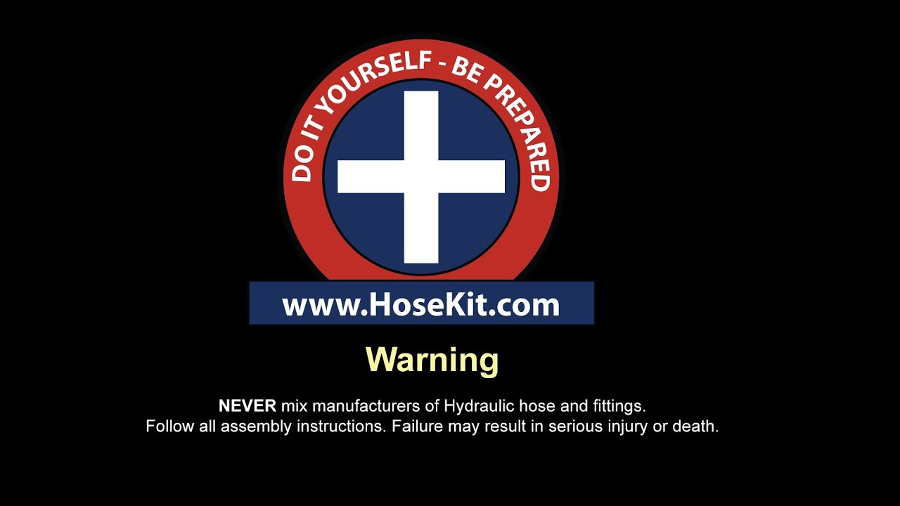 Hosekit hydrualic hose assembly do it yourself kit front page video hosekit hydrualic hose assembly do it yourself kit front page video audio fix solutioingenieria Image collections