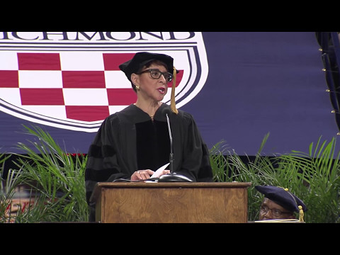 Commencement Address, Sheila C. Johnson - YouTube