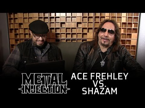 Ace Frehley VS Shazam - Origins Vol 1 Interview | Metal Injection