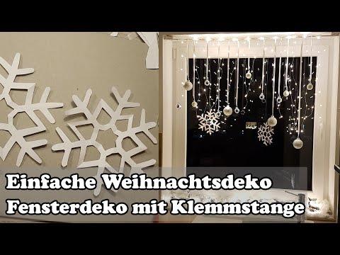 Einfache Schneeflocke Aus Papier Leicht Mit Kindern Zu
