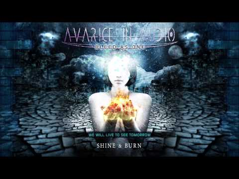 Avarice In Audio - Bleed As One (Official Video Lyrics) [HD]
