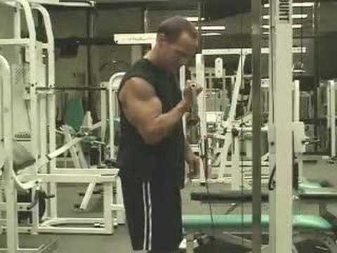 Bicep Workouts - Arm Training For Bigger Biceps