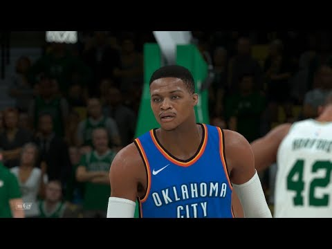 NBA Today 3/20 OKC Thunder vs Boston Celtics Full Game NBA Highlights Thunder vs Celtics NBA 2K18