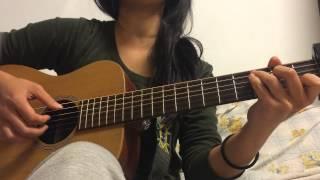 Guitar note 張懸-兒歌