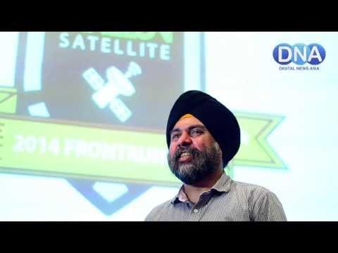 Echelon 2014 Satellite Cyberjaya 1