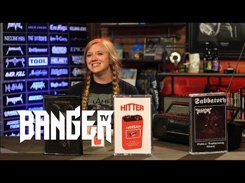 METAL CASSETTE REVIEWS Ep 2 with Sarah Kitteringham episode thumbnail