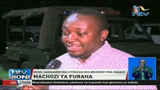 Wanahabari wawili wa NTV miongoni mwa waliookolewa Dusit