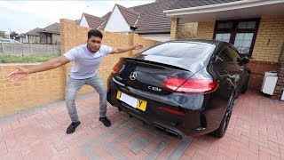 BUYING A MERCEDES C63S AMG AT 20 YEARS OLD! *MY NEW CAR*