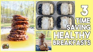Healthy Meal Prep Breakfast Ideas to Save You Time and Money