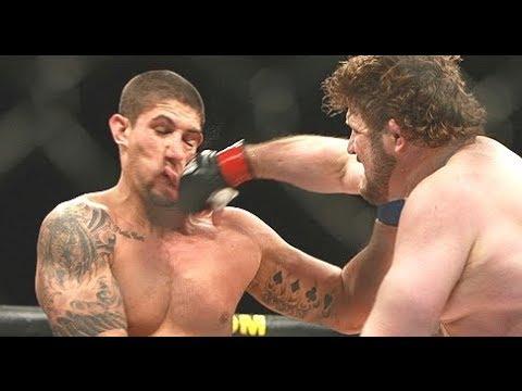 Roy Nelson - Monstrão Do Kung Fu No MMA E Seu Soco Destruidor