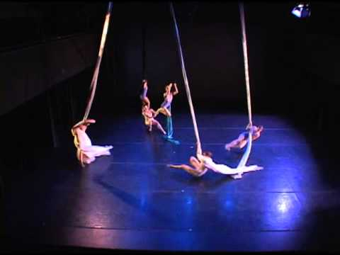 Aerial Dance Chicago Unearthed