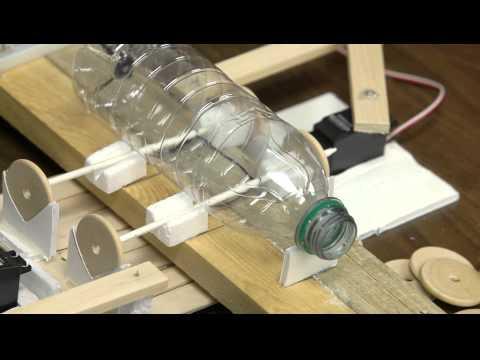 Cogswell College Robotics Finals Project - Bottle Car Maker - Part 1